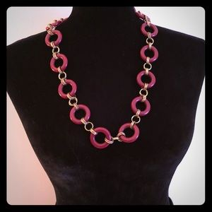 Vintage Circle Necklace